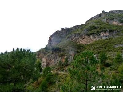 Axarquía- Sierras de Tejeda, Almijara y Alhama; asociaciones de senderismo; ruta senderismo madrid